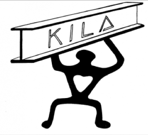 KILA logo dark