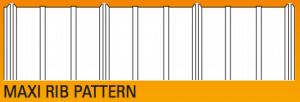 Maxi Rib Pattern