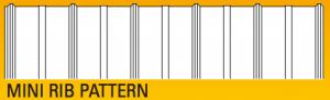 Mini Rib Pattern